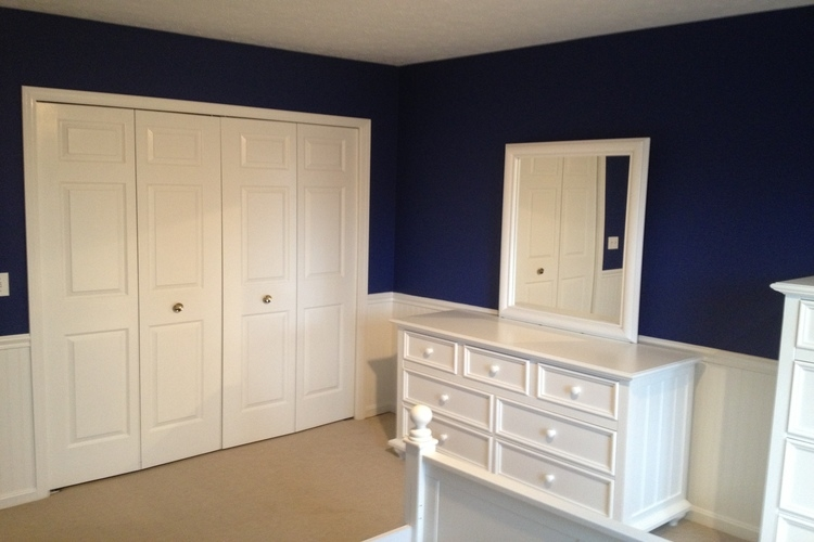 wainscoting judges paneling mcclain painting cleveland oh