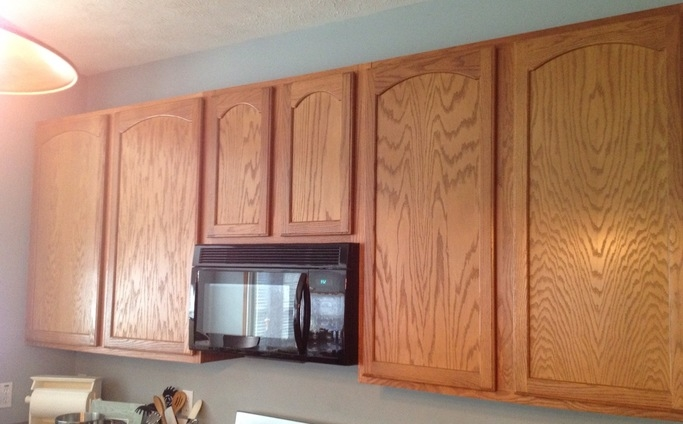 Cabinetry renewal mcclain painting cleveland oh