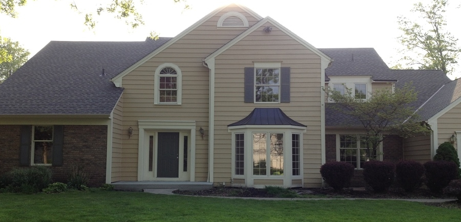 Avon lake exterior painting