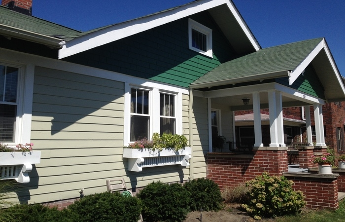 Rocky River Exterior painting
