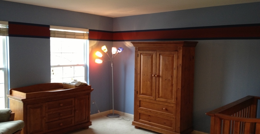 custom painting in Avon lake