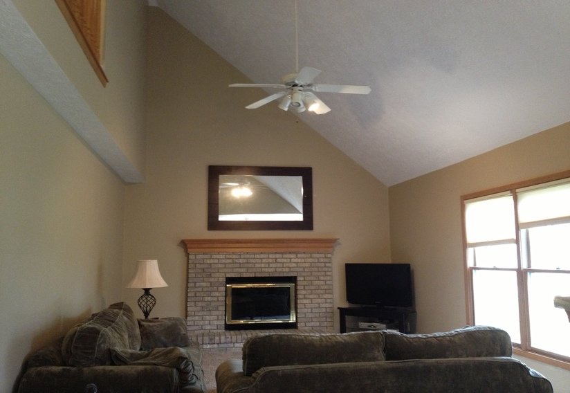 Avon Lake interior painting