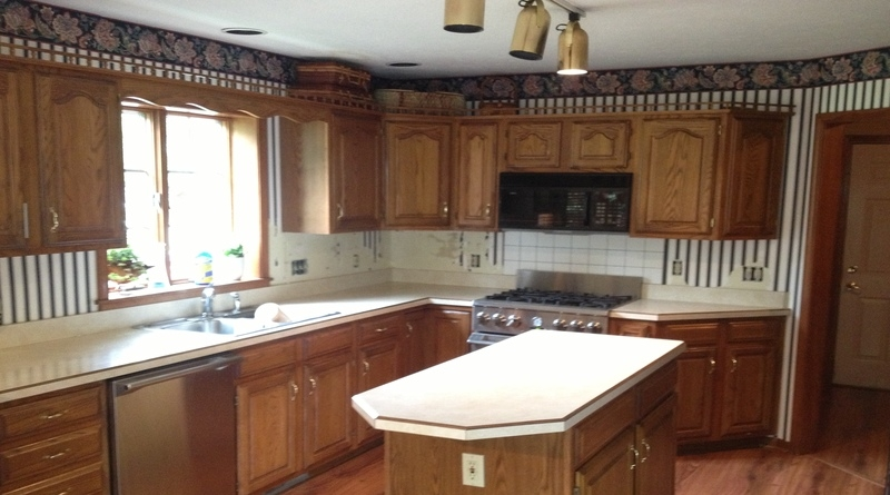 Avon lake kitchen renovations